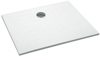 receveur rectangulaire à encastrer Matura 100 x 80 cm