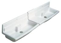 lavabo-auge Thoiry 90 x 40 cm