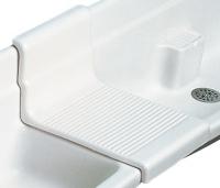 couvre-joint pour lavabo Contour 21 808.615