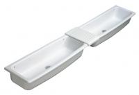 lavabo-auge Contour 21 95 x 33 cm