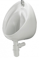urinoir de face seul Hygien IQ H 42,5 cm