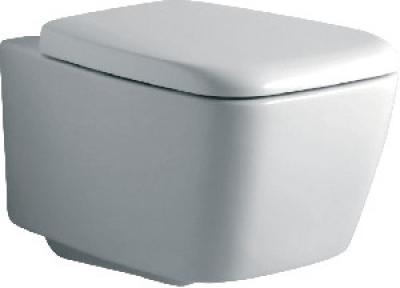 salle de bain cuvettes suspendues cuvette suspendue ventuno 56 x 35 5 cm avec abattant. Black Bedroom Furniture Sets. Home Design Ideas