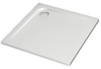 receveur carré Ultra Flat 90 x 90 cm extra-plat - à enc. o...