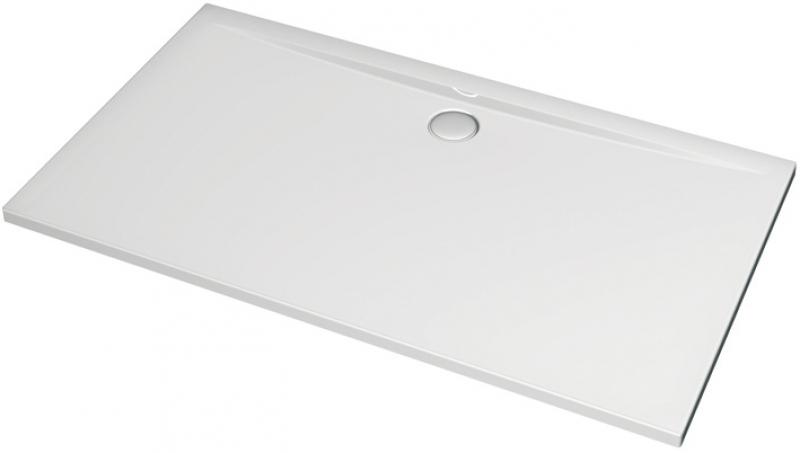 receveur rectangulaire ultra flat 160 x 90 cm extra plat enc ou poser anti glisse. Black Bedroom Furniture Sets. Home Design Ideas