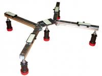 set de pieds réglables pour receveurs Ultra Flat