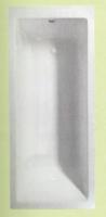 baignoire à encastrer Washpoint 180 x 80 cm, acrylique...