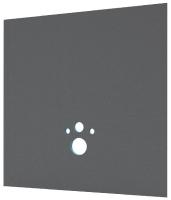 panneau I-Board pour bâti-supports (percé / fixations four...