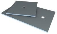 receveur rectangulaire Fundo Primo - dim. 1200 x 900 x 40 mm