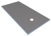 receveur rectangulaire Fundo Primo - dim. 1600 x 1000 x 40 m...
