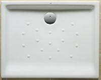 receveur de douche extra-plat Malta - dim. 120 x 80 x 6,5 cm
