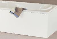 tablier retour de baignoire - dim. 67 x 54 cm