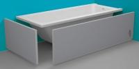 tablier de baignoire Panodur 180 x 60 cm - recoupable