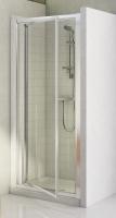 porte Tipica PV - 800 - H 1850 - profilés argent brillant -...