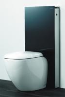 panneau WC Monolith - noir