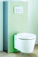 """meuble Duofix - coloris vert d""""eau"""