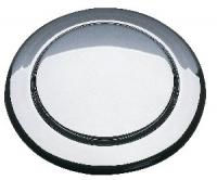 bouton poussoir chromé 33A/22A