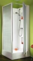 cabine Izibox-90 - L900 x l900 x H 2040 - vitrage verre