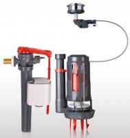 ensemble QUICK FIT - mécanisme de chasse + robinet flotteur...