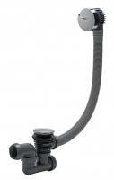 vidage auto. baignoire - siphon JC Ø 40 - câble 700 mm...