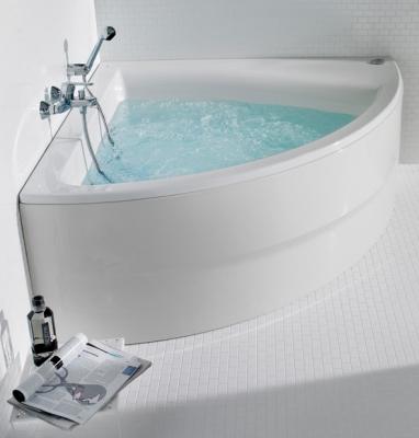 salle de bain baignoire acrylique baignoire d angle. Black Bedroom Furniture Sets. Home Design Ideas