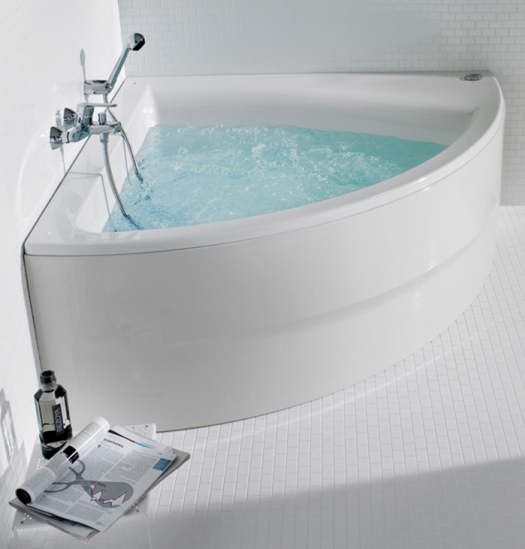 Tablier easy blanc - Pose baignoire acrylique ...