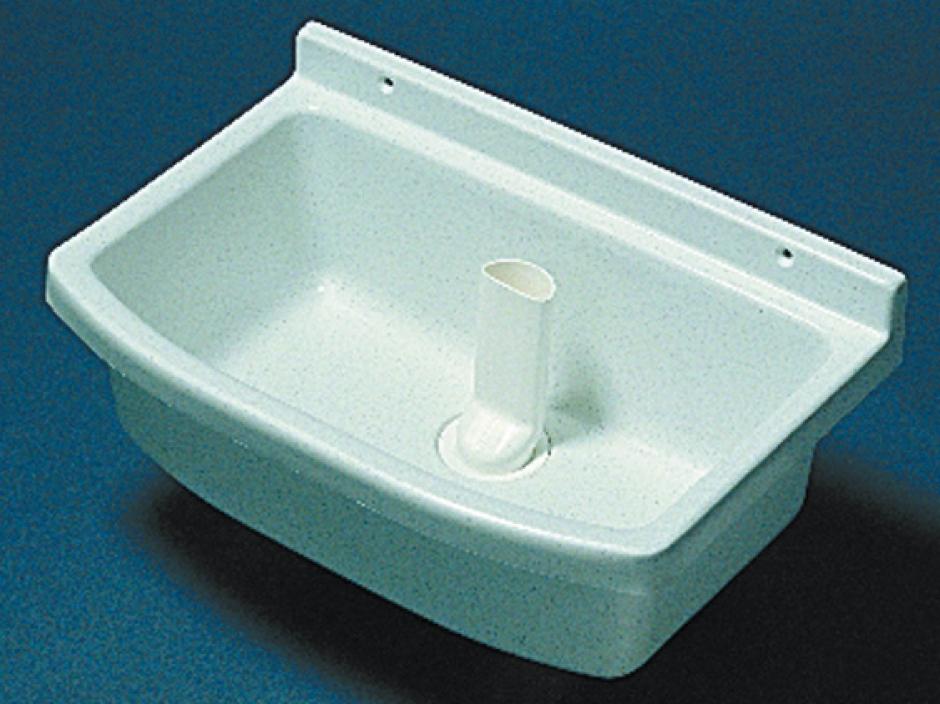 Salle de bain robinetterie collectivit s bac 65x47x27 cm for Bac salle de bain