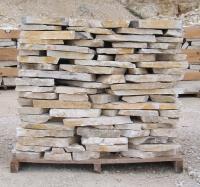 pierre de Dordogne - sol - 1 rang - ép. 2/4,5 cm