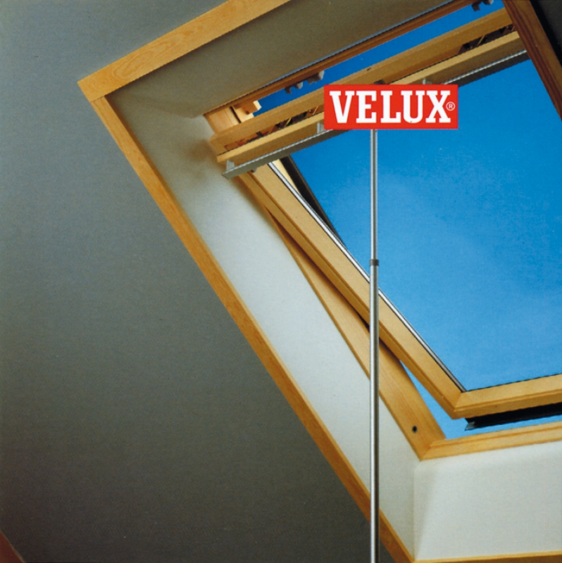 canne t lescopique zct 200 aluminium l 100 180 cm pour fen tre rotation ggl. Black Bedroom Furniture Sets. Home Design Ideas