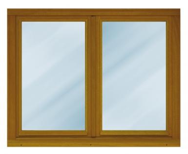 Fenêtre Bois 2 Vantaux 75 X 120 Cm