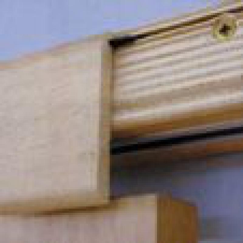 kit avec traverse bois pour porte coulissante en applique sur une cloison. Black Bedroom Furniture Sets. Home Design Ideas