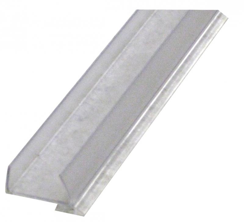 Profil Rigide U Transparent L Vres 10x10 Mm Lg 2 60 M