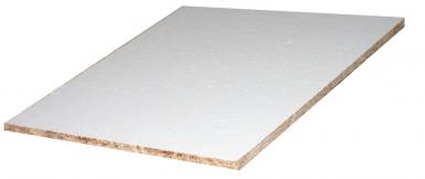 Isorel 1 Face Blanc ép 3 Mm Panneau 275x122 M Le M2