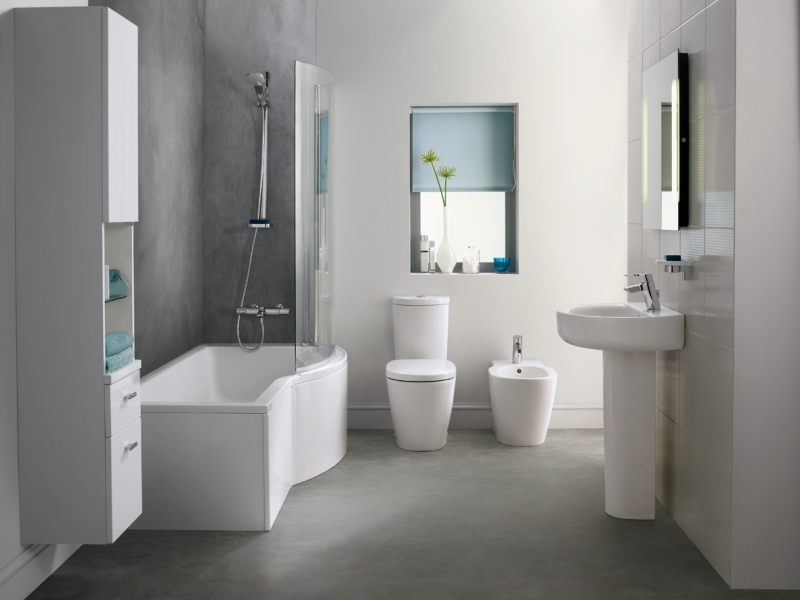 pack wc cube connect sortie verticale abattant double. Black Bedroom Furniture Sets. Home Design Ideas