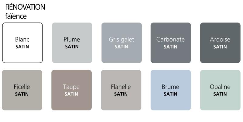 Peinture renovation faiences directe sur carrelages - Peinture faience v33 ...