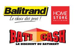 Notre histoire 92 ans de partenariat avec les professionnels du b timent balitrand - Magasin de meuble cannes la bocca ...